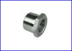 Stainless Steel hexagonal Reducing Bush Male Female
